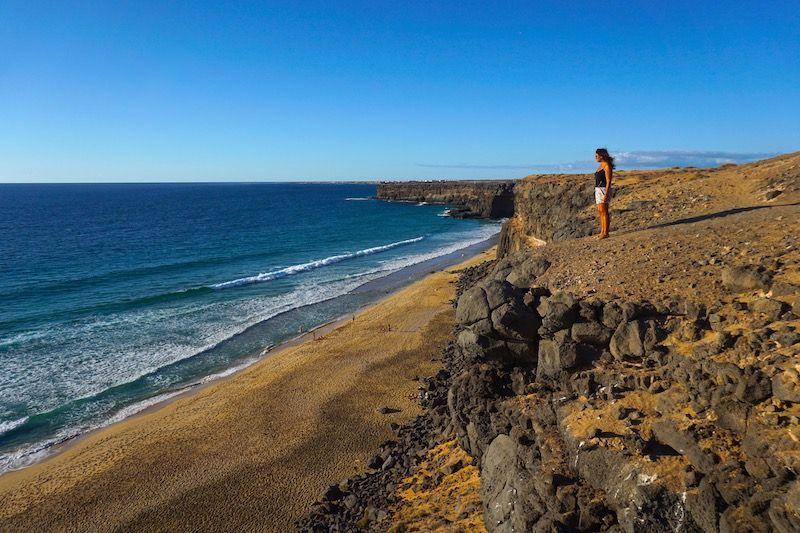 Playa de la Escalera