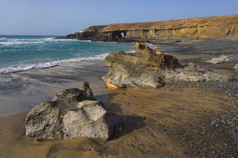Playa de Garcey. Foto de Randomtrip