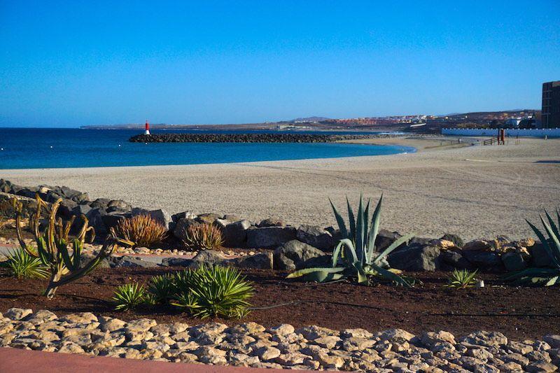 Playa de Puerto del Rosario