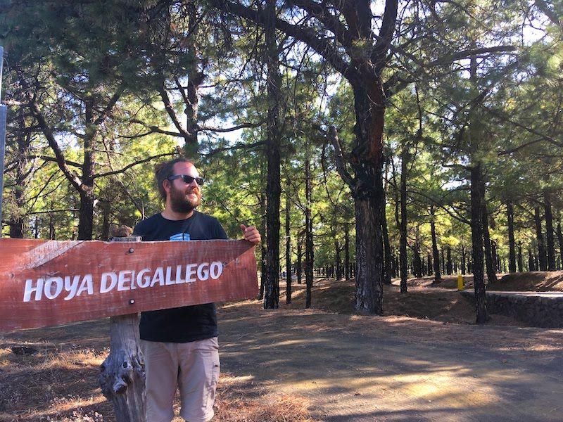 Galego en la Hoya del Gallego