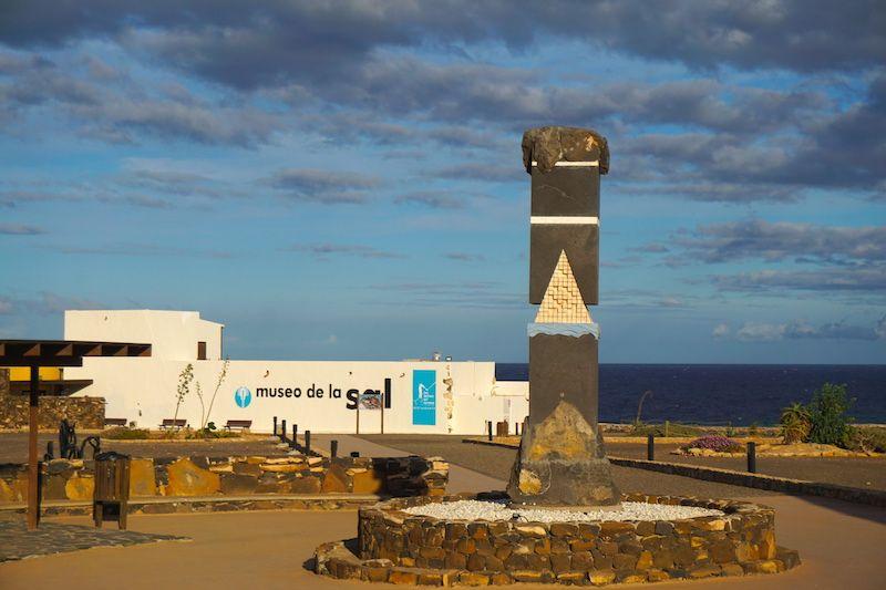 Museo de la Sal, en las Salinas del Carmen
