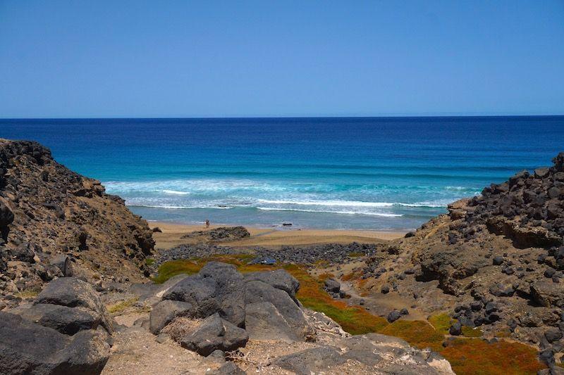 Playa de Tebeto