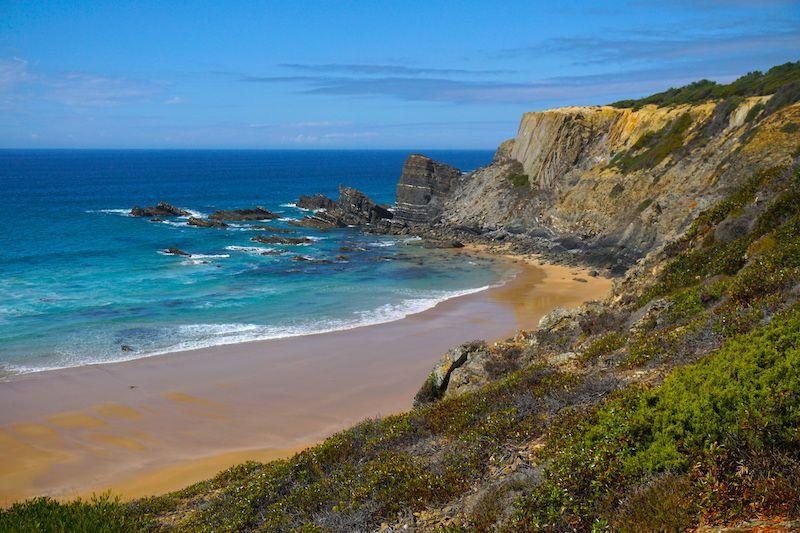 La playa de Amália en todo su esplendor, de nuestro Top RandomPlayero