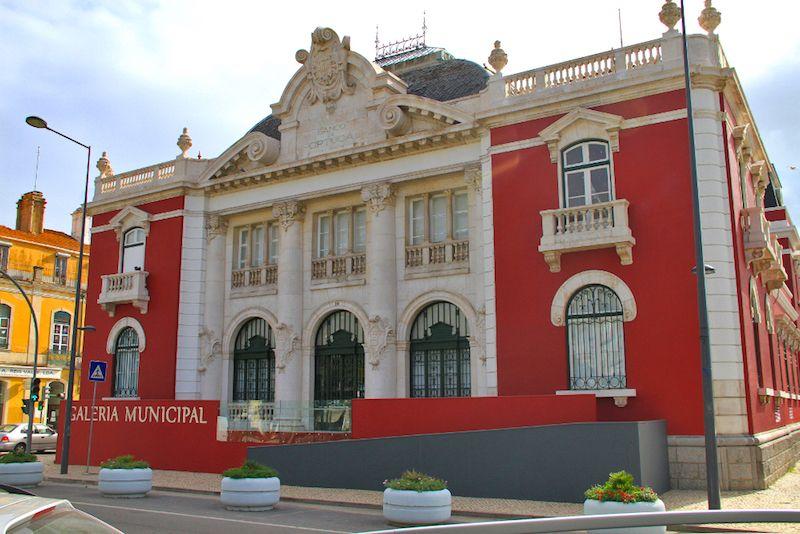 Galeria Municipal del Banco de Portugal. Foto de mun-setubal.pt