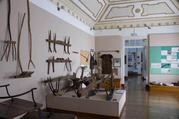 Museo de Arqueología y Etnografía de Setúbal. Foto de turismoenportugal.org