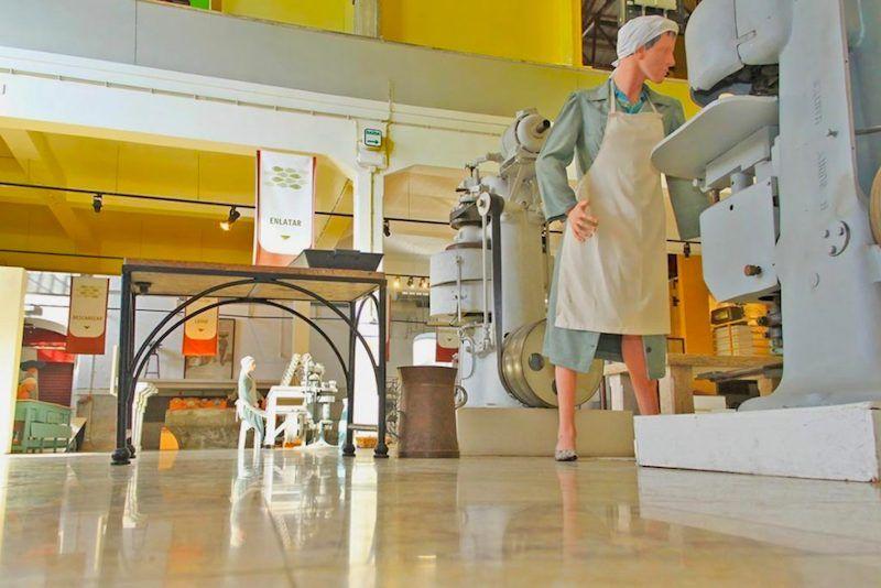 Museu do Trabalho Michel Giacometti, en Setúbal. Foro de EuroveloPortugal.com