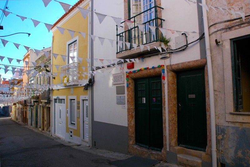 Casa de Bocage, en Setúbal. Foto de guiadacidade.es