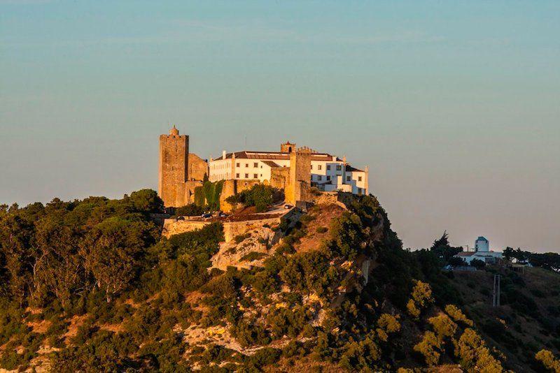El castillo de Palmela. Foto de cm-palmela.