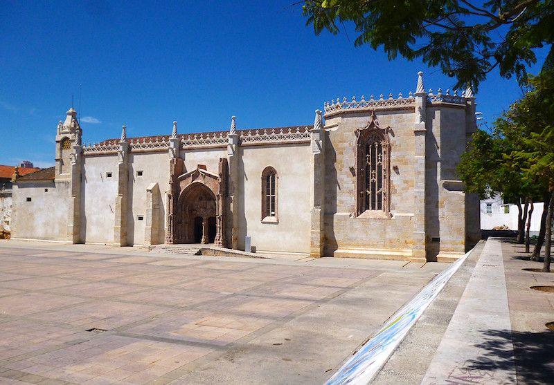 El Convento de Jesús en Setúbal. Foto de erasmusu.com