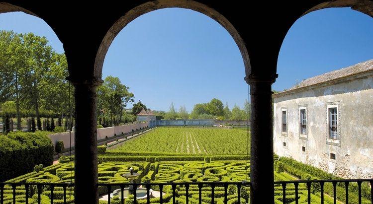 Quinta da Bacalhôa, foto de winetourismportugal.com