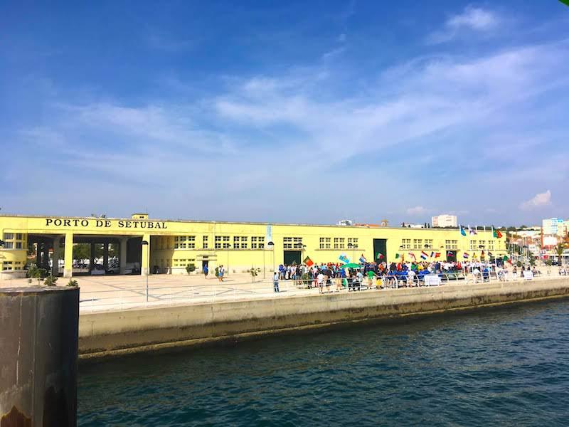 El Puerto de Setúbal