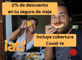 Seguro IATI Covid-19