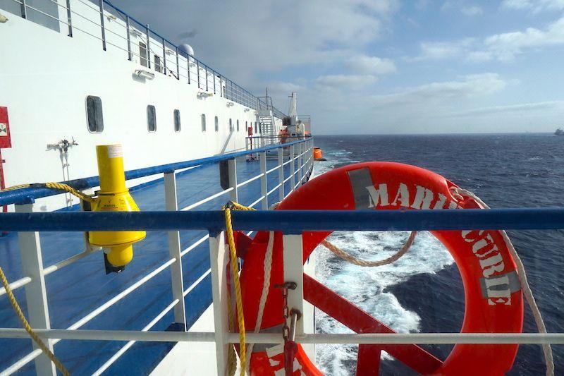Gran nombre para un barco. Empezamos bien:)