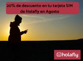 Descuento del 20% en Holafly