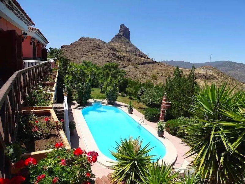 ¿Te imaginas darte un chapuzón en esta piscina?