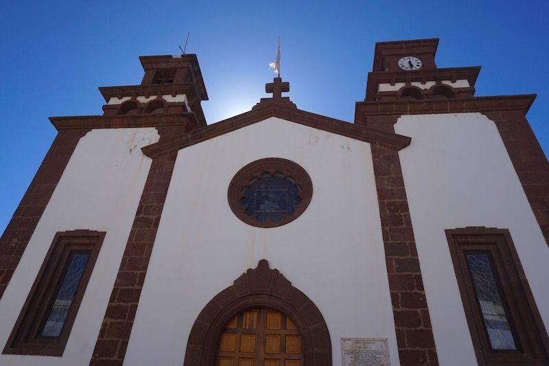 Iglesia de San Matías, Artenara