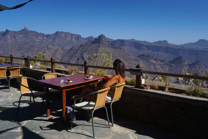 La terraza del restaurante La Cilla será de los restaurantes con las mejores vistas en la isla