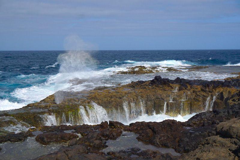 El Bufadero de La Garita o, como lo llamamos noostrxs: el pedo oceánico de GranCa