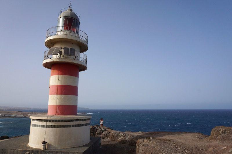 Faro de Punta de Arinaga
