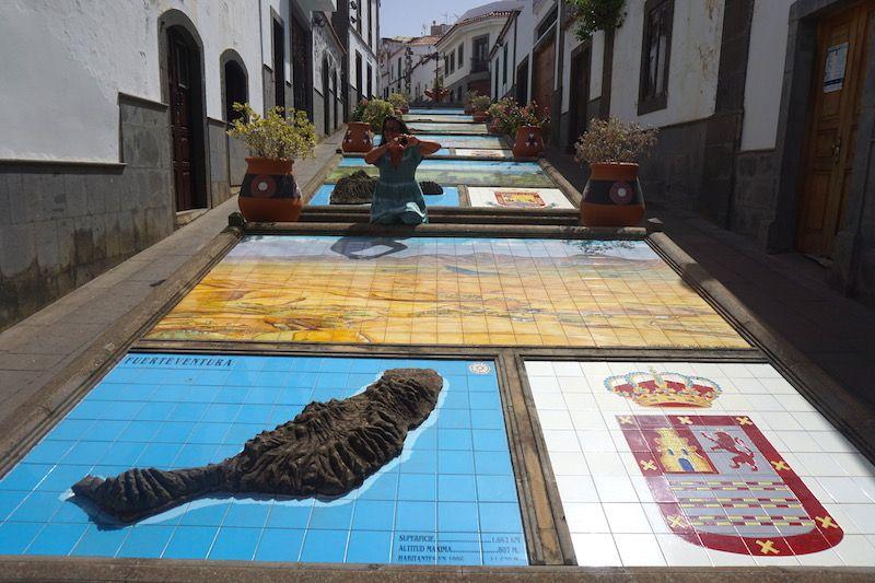 GranCa, no te enfades pero hemos jurado amor eterno a Fuerteventura...