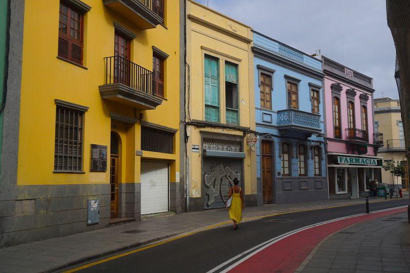 Calle de los Reyes Católicos, La Vegueta