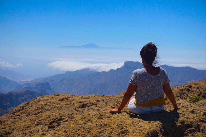 ¡Hola Teide! ¡Hola Tenerife!