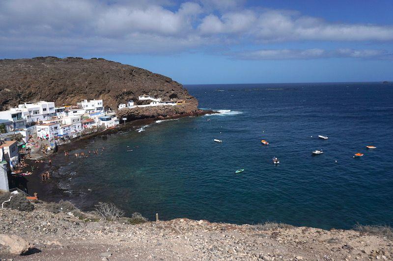 La Playa de Tufia