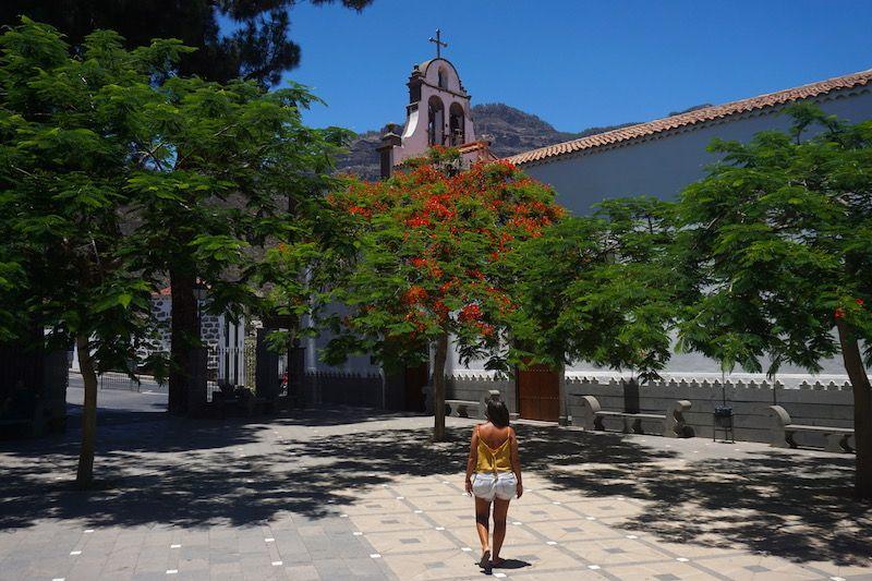Paseando por Tunte (San Bartolomé de Tirajana)