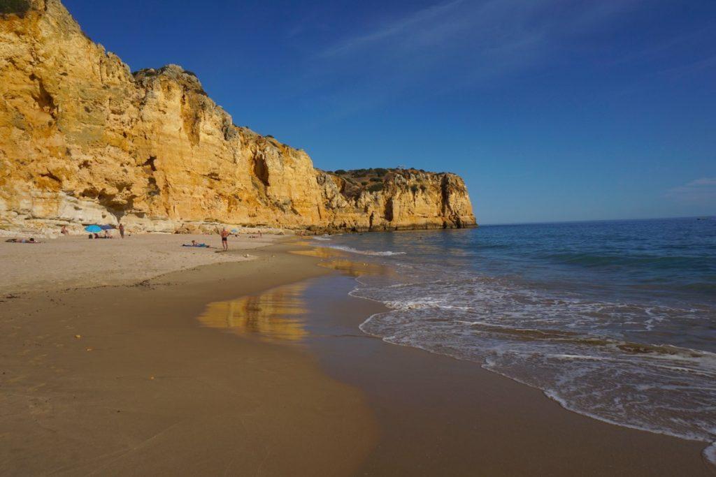 Praia do Canavial desde abajo. Foto Randomtrip