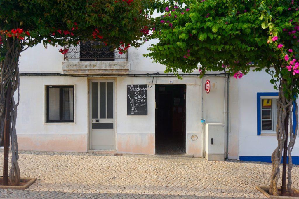 Souvenir imprescindible en Castro Marim: sal o flor de sal
