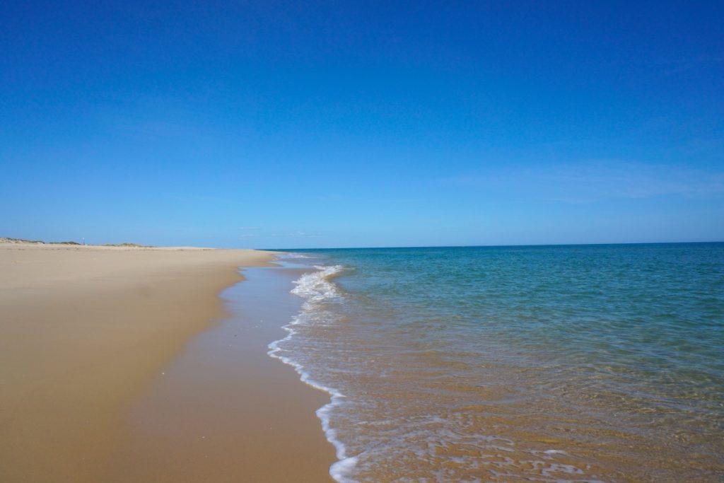 La infinita Praia da Culatra